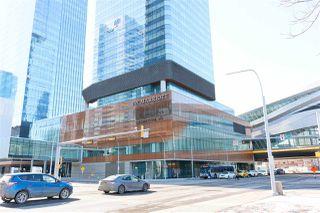 Photo 2: 3307 10360 102 Street NW in Edmonton: Zone 12 Condo for sale : MLS®# E4192302