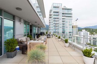 """Photo 1: 1602 112 E 13 Street in North Vancouver: Central Lonsdale Condo for sale in """"Centreview"""" : MLS®# R2469176"""