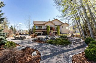 Photo 41: 111 Connelly Drive: Rural Parkland County House for sale : MLS®# E4206123