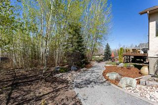 Photo 36: 111 Connelly Drive: Rural Parkland County House for sale : MLS®# E4206123