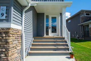 Photo 3: 9 JAMES Crescent: St. Albert House Half Duplex for sale : MLS®# E4206307