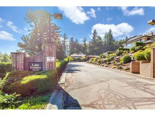 Photo 1: 3 32890 MILL LAKE ROAD in Abbotsford: Central Abbotsford Townhouse for sale : MLS®# R2494741