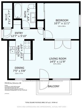 Photo 34: 4 9933 85 Avenue in Edmonton: Zone 15 Condo for sale : MLS®# E4214486