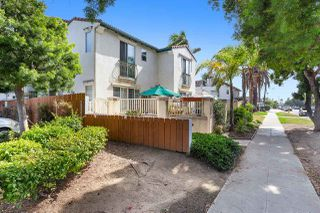 Photo 6: PACIFIC BEACH Townhouse for sale : 3 bedrooms : 1219 Felspar St #3 in San Diego