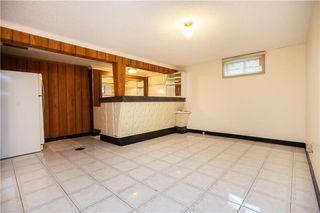 Photo 22: 533 Jefferson Avenue in Winnipeg: West Kildonan Residential for sale (4D)  : MLS®# 202025240