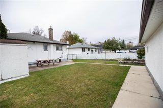 Photo 29: 533 Jefferson Avenue in Winnipeg: West Kildonan Residential for sale (4D)  : MLS®# 202025240