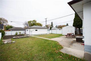 Photo 31: 533 Jefferson Avenue in Winnipeg: West Kildonan Residential for sale (4D)  : MLS®# 202025240