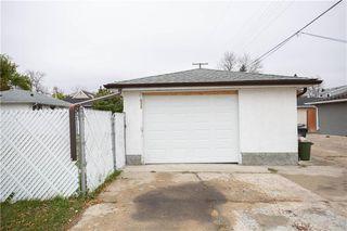 Photo 28: 533 Jefferson Avenue in Winnipeg: West Kildonan Residential for sale (4D)  : MLS®# 202025240
