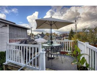 Photo 4: 1623 E 12TH AV in Vancouver: House for sale (Grandview VE)  : MLS®# V864288