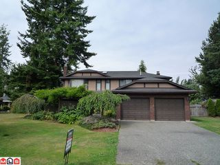 "Main Photo: 1855 134 Street in Surrey: Crescent Bch Ocean Pk. House for sale in ""Amble Green"" (South Surrey White Rock)  : MLS®# F1119858"