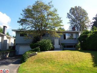 Photo 1: 10248 MICHEL Place in Surrey: Whalley House for sale (North Surrey)  : MLS®# F1123701