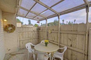 Photo 14: LA MESA Condo for sale : 2 bedrooms : 5931 Howell #5