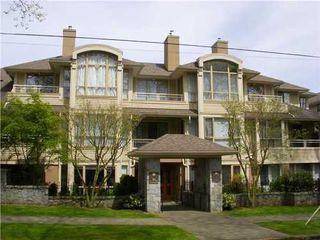 Main Photo: 314 3777 8TH Ave W in Vancouver West: Point Grey Home for sale ()  : MLS®# V948536