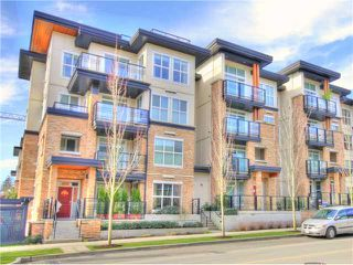 Photo 1: 119 5928 BIRNEY Avenue in Vancouver: University VW Condo for sale (Vancouver West)  : MLS®# V1056407