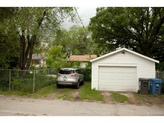Photo 20: 88 Champlain Street in WINNIPEG: St Boniface Residential for sale (South East Winnipeg)  : MLS®# 1415394