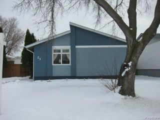 Photo 1: 23 Marquis Crescent in WINNIPEG: Maples / Tyndall Park Residential for sale (North West Winnipeg)  : MLS®# 1426156