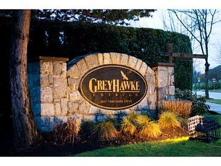 "Main Photo: 136 2880 PANORAMA Drive in Coquitlam: Westwood Plateau Townhouse for sale in ""GREYHAWKE ESTATES"" : MLS®# V1102710"