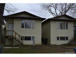 Photo 1: 104A 104B 109th Street in Saskatoon: Sutherland Duplex for sale (Saskatoon Area 01)  : MLS®# 531959