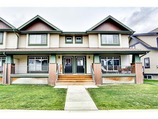 Photo 1: 6 85 COPPERPOND Heights SE in Calgary: Copperfield House for sale : MLS®# C4027040