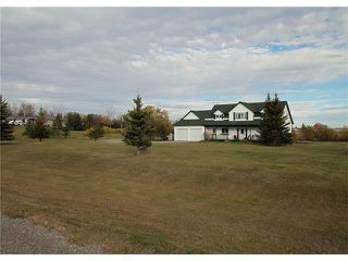 Photo 49: 338164 38 Street W: Rural Foothills M.D. House for sale : MLS®# C4035375