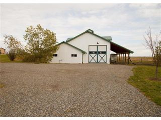 Photo 39: 338164 38 Street W: Rural Foothills M.D. House for sale : MLS®# C4035375