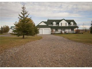 Photo 2: 338164 38 Street W: Rural Foothills M.D. House for sale : MLS®# C4035375