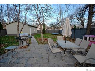 Photo 9: 797 St Mary's Road in WINNIPEG: St Vital Residential for sale (South East Winnipeg)  : MLS®# 1530148