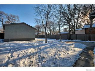 Photo 12: 797 St Mary's Road in WINNIPEG: St Vital Residential for sale (South East Winnipeg)  : MLS®# 1530148
