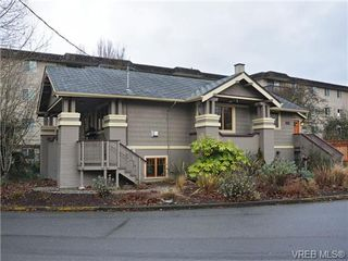 Photo 1: 1743 Pembroke Street in VICTORIA: Vi Fernwood Single Family Detached for sale (Victoria)  : MLS®# 359048