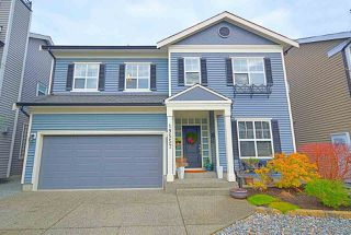 """Main Photo: 19557 HOFFMANN Way in Pitt Meadows: South Meadows House for sale in """"SAWYER'S LANDING"""" : MLS®# R2024365"""