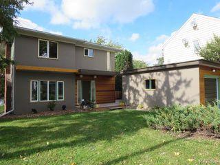 Photo 1: 444 Bredin Drive in WINNIPEG: East Kildonan Residential for sale (North East Winnipeg)  : MLS®# 1601677