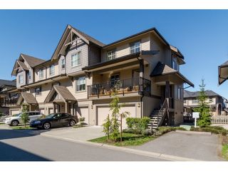 "Main Photo: 88 9525 204 Street in Langley: Walnut Grove Townhouse for sale in ""Time"" : MLS®# R2048179"