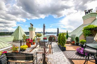 Photo 19: 203 12 K DE K Court in New Westminster: Quay Condo for sale : MLS®# R2079865