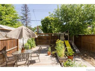 Photo 19: 683 Victor Street in Winnipeg: West End Residential for sale (5A)  : MLS®# 1620390