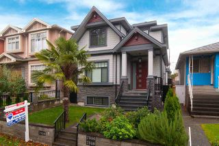 Photo 1: 7338 ONTARIO Street in Vancouver: South Vancouver House for sale (Vancouver East)  : MLS®# R2119803