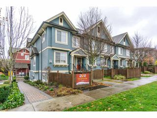 "Photo 2: 7 6635 192 Street in Surrey: Clayton Townhouse for sale in ""LEAFSIDE LANE"" (Cloverdale)  : MLS®# R2123190"