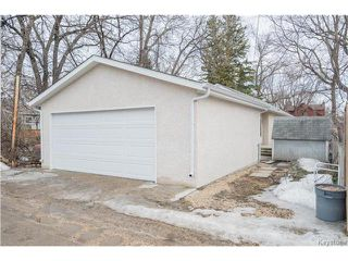 Photo 19: 119 Guay Avenue in Winnipeg: St Vital Residential for sale (2D)  : MLS®# 1704073
