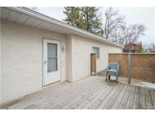Photo 16: 119 Guay Avenue in Winnipeg: St Vital Residential for sale (2D)  : MLS®# 1704073