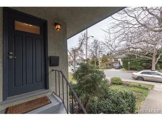 Photo 4: 1607 Chandler Avenue in VICTORIA: Vi Fairfield East Strata Duplex Unit for sale (Victoria)  : MLS®# 375388