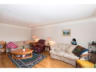 Photo 6: 1607 Chandler Avenue in VICTORIA: Vi Fairfield East Strata Duplex Unit for sale (Victoria)  : MLS®# 375388