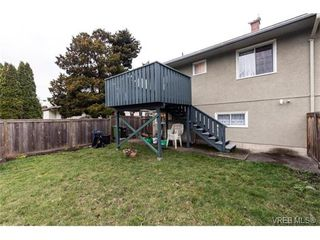 Photo 19: 1607 Chandler Avenue in VICTORIA: Vi Fairfield East Strata Duplex Unit for sale (Victoria)  : MLS®# 375388