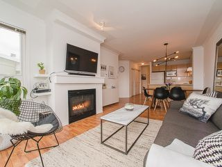 """Photo 1: 417 4989 DUCHESS Street in Vancouver: Collingwood VE Condo for sale in """"The Royal Terrace"""" (Vancouver East)  : MLS®# R2149960"""