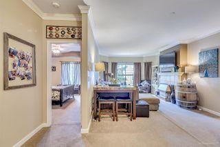 "Photo 2: 207 12464 191B Street in Pitt Meadows: Mid Meadows Condo for sale in ""LASEUR MANOR"" : MLS®# R2159246"