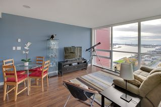 "Photo 6: 1706 125 COLUMBIA Street in New Westminster: Downtown NW Condo for sale in ""NORTHBANK"" : MLS®# R2167534"