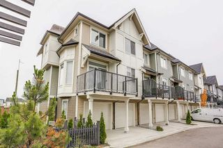 """Photo 3: 142 8138 204 Street in Langley: Willoughby Heights Townhouse for sale in """"ASHBURY + OAK"""" : MLS®# R2188399"""