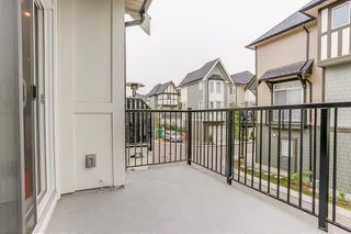 """Photo 20: 142 8138 204 Street in Langley: Willoughby Heights Townhouse for sale in """"ASHBURY + OAK"""" : MLS®# R2188399"""