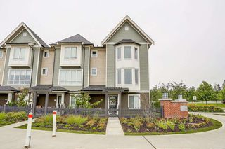 """Photo 2: 142 8138 204 Street in Langley: Willoughby Heights Townhouse for sale in """"ASHBURY + OAK"""" : MLS®# R2188399"""