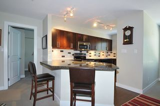 """Photo 3: 315 2468 ATKINS Avenue in Port Coquitlam: Central Pt Coquitlam Condo for sale in """"THE BORDEAUX"""" : MLS®# R2195449"""