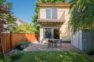 """Photo 2: 3348 FINDLAY Street in Vancouver: Victoria VE Townhouse for sale in """"FINDLAY BY TROUT LAKE"""" (Vancouver East)  : MLS®# R2201672"""