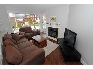 "Photo 13: # 213 2010 W 8TH AV in Vancouver: Kitsilano Condo for sale in ""AUGUSTINE GARDENS"" (Vancouver West)  : MLS®# V880530"